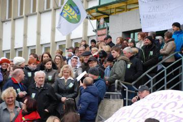 Galeria protest